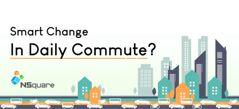 Smart Change in Daily Commute?