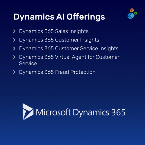 Dynamics AI Offerings