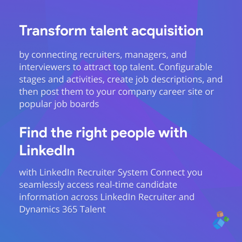Transform talent acquisition