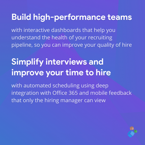 Build high-performance teams