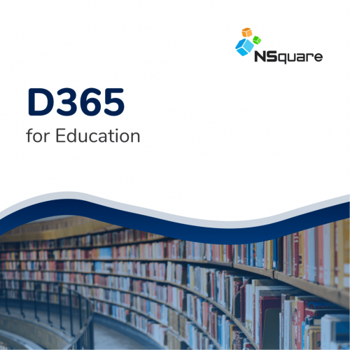D365 for Education