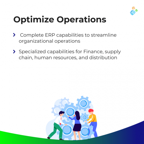 Optimize Operations
